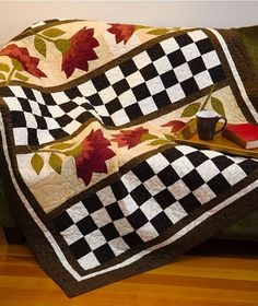 Urban Country Quilts by Martingale/That Patchwork Place, via Flickr by Cloud9