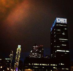 philadelphia. city lights. at night. always my favorite.  #philadelphia