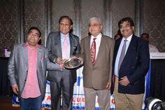 Mr. #SureshGoklaney, Executive Vice Chairman, #EurekaForbes Receives the 'Rotary's Responsible Business Award'