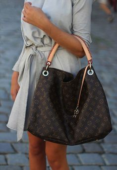 Louis Vuitton is a staple!  Thanks Louis!!