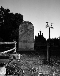 Cemetery, Adelaide, 2007...