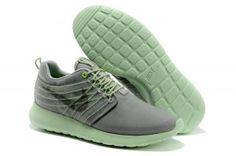 6e1134c171f8 Nike Roshe Run Dyn FW QS Gamma Grey Light Charcoal Cyber Barely Volt 580579  037 cheap nike shoes