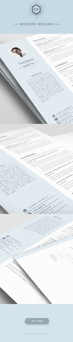 Make Your Resume Professional Cover Letter TemplateCv TemplateWord TemplatesModern