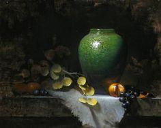 Jeff Legg painting