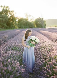 Greg Finck | Wedding Photographer Provence, French Riviera, Tuscany, Amalfi Coast, Ibiza, Formentera | A provence engagement session in the middle of lavender fields | http://www.gregfinck.com