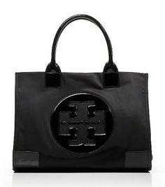 tory burch bags online sale - Tory Burch Nylon Ella Tote.jpg