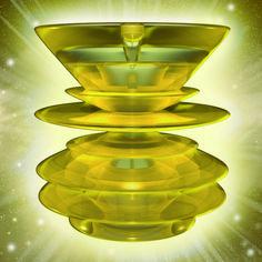 que trae las cualidades del arquetipo divino, el individuo se conecta con su Ser Superior, se activa la conexión espiritual y el individuo se impregna con los dones y cualidades del Ser Divino.