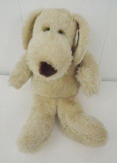 "Vintage 1980 Le Mutt Dog 14"" Plush Stuffed Floppy Puppy Franland Francesca Hoerlein Original 80s by TraSheeWomen on Etsy #lemutt #franland #80s #1980 #ilovetheeighties #stuffedanimal #vintage"