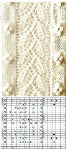 Save those thumbs Lace Knitting Stitches, Knitting Paterns, Knitting Charts, Knitting Designs, Crochet Rug Patterns, Stitch Patterns, Crochet Wool, Knitted Cushions, Crochet Accessories