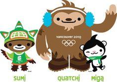 Origem dos mascotes olímpicos