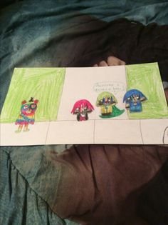 Super Bros notice that a rainbow bear part 1 by Kaylee Alexis
