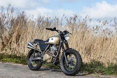 Honda NX650 Scrambler Nº12 by Rua Machines #motorcycles #scrambler #motos | caferacerpasion.com