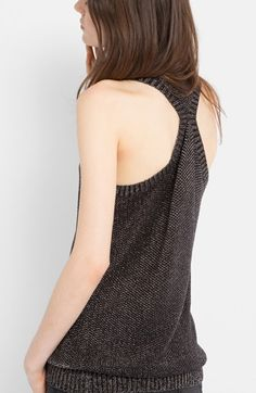 Love the detail of the back of this top. | @Nordstrom