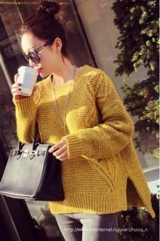 Free Knitting Pattern for Ceda Knitwear Fashion, Knit Fashion, Look Fashion, Cable Knitting, Knitting Stitches, Hand Knitting, Knitting Designs, Fall Winter Outfits, Pulls