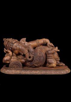 Shri Ganesh Images, Sri Ganesh, Ganesha Art, Lord Krishna Images, Lord Ganesha, Indian Gods, Indian Art, Lotus Sculpture, Happy Ganesh Chaturthi Images