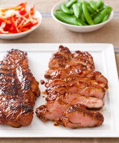 Cooks Country Chinese Style Glazed Pork Tenderloin