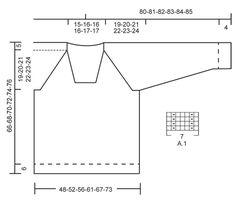 """Aberdeen / DROPS Extra 0-1159 - Pull DROPS pour homme avec raglan et col châle, en """"Air"""". Du S au XXXL. - Free pattern by DROPS Design"""