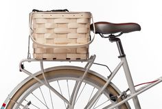 Covered Picnic Rack Basket