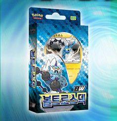 "#NEW #POKEMON #CARD GAME BW #BATTLE #STRENGTH #DECK ""#THUNDURUS DECK"" #BOOSTER BOX #KOREAN VER  http://www.stylecolorful.com/new-pokemon-card-game-bw-battle-strength-deck-thundurus-deck-booster-box-korean-ver/"