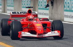 Schumacher's Ferrari Could Be Your New Track Toy Michael Schumacher, Toyota Harrier, New Lexus, Pinewood Derby Cars, Chevrolet Trax, Formula 1 Car, Ferrari F1, Luxury Cars, Race Cars
