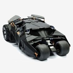 The Batmobile....this is the car the I would drive if I had the money