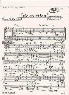 Robben ford revelation bass tab #3