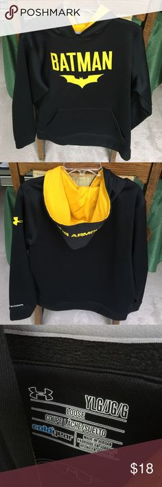 Under Armour hoodie Under Armour hoodie. Grew out of it very fast before I could wear it that often. Looks brand new. Feel free to ask any questions! Happy poshing😊✌️ Under Armour Shirts & Tops Sweatshirts & Hoodies