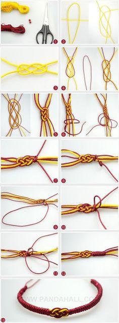 Hard DIY Bracelet