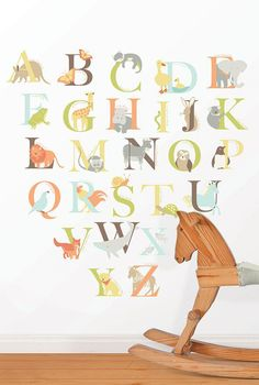 Weren't you looking for an animal for every letter?