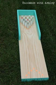 Diy bowling alley north american bowling homemade bowling lanes diy bowling lane solutioingenieria Images