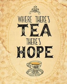 Where there's #FairTrade tea there's hope
