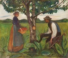 Edvard Munch -  (1900) - Google Search