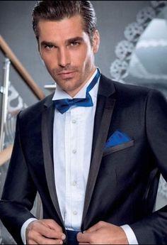 Best Dress Shirts, Tuxedo For Men, Groom Tuxedo, Smart Men, Black Tie Affair, Hot Hunks, Dapper Men, David Gandy, Historical Romance