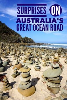 Surprises along Australia's Great Ocean Road. One of the world's best road trips.