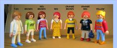 Thomas Swift Productions - Odds and Ends City Illustration, Swift, Ronald Mcdonald, Arts And Crafts, Orange, Red, Fictional Characters, Crafting, Playmobil