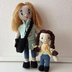 Ema má mámu Crochet Dolls, Crochet Hats, Ema, Fashion, Knitting Hats, Moda, Fashion Styles, Fashion Illustrations, Crochet Doilies