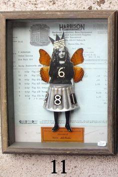 "Inspiration   Art Doll - Stephanie Rubiano. ""Fairy Tale"""