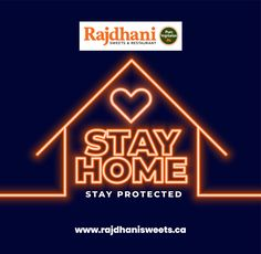 Rajdhani Sweets & Restaurant - one of the best Indian vegetarian food restaurant in Brampton, Etobicoke, Torbram, Bovaird. Indian Food Recipes, Vegetarian Recipes, Feeling Well, Feel Better, Restaurants, Neon Signs, Sweets, Pure Products, Feelings