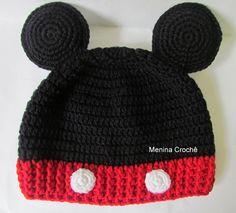 Touca Mickey