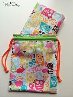 Cor de Drap: Conjunto de cambiador y mochila para bebe Baby Coming, Ideas Para, Lunch Box, Drawstring Bags, Diy, Irene, Frozen, Sewing Ideas, Baby Layette
