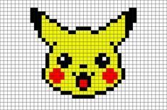 Pixel Art Pokemon Facile Pixel Art Pixel Art Pokemon Et