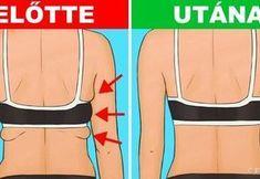 20 perces gyakorlatsor, amivel a hónalj alatti és a háton lévő zsírpárnáktól szabadulhatsz meg