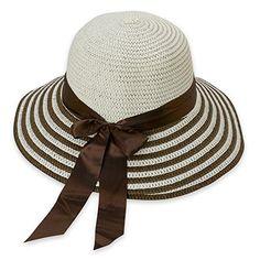 d92ab56f Debra Weitzner Women's Straw Floppy Beach Sun Hat Summer ... https://