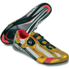 Cool cycling shoes