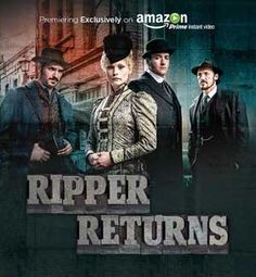 Ripper Street Returns: Win World Premiere Tickets | The Spooky Isles
