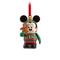 Vinylmation Jingle Smells 2 Series Mickey Mouse - 3'' | Vinyl Figures | Disney Store | $12.95