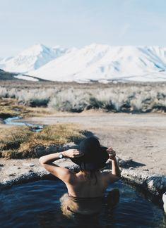 Hot Springs near Mammoth | California Hot Springs