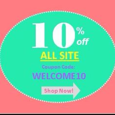 In case you don't know it yet... Enjoy 10% OFF at www.loveshoppingmiami.com