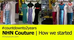 #countdownto2years #thebeginning | NHN Couture. My Cruse of Oil. How it all started