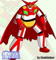 Getter Robot OAV FanArt